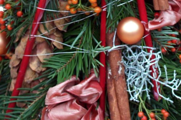 Miniatura vánočního stromku