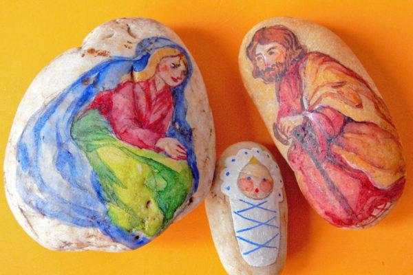 Marie, Josef a Ježíšek