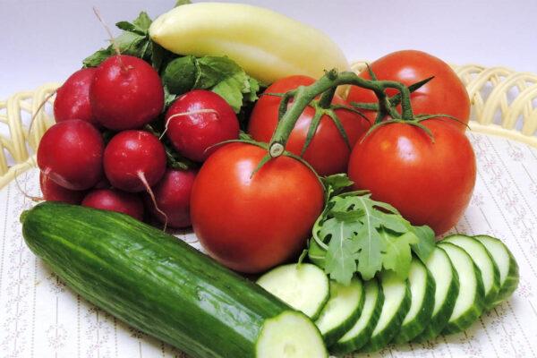 Vitaminy ze zeleniny